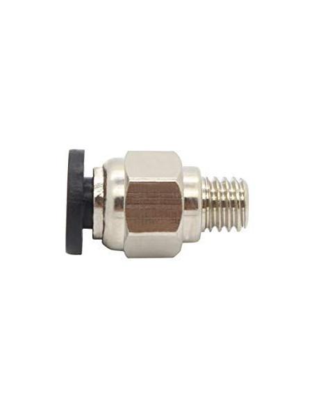 Szybkozłącze pneumatyczne do rurki PTFE M6