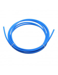 PTFE tube 2mm / 4mm blue - per meter