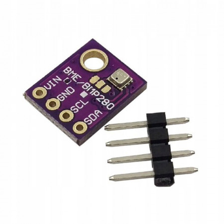 BME280 Temperature, humidity and pressure sensor