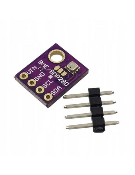 BME280 Temperature, humidity and pressure sensor