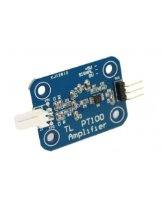 PT100 temperature sensor amplifier