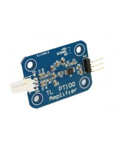 PT100 temperature sensor...