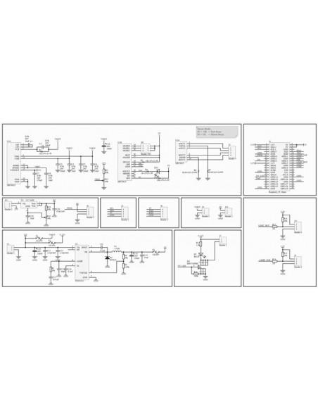 NanoDLP Shield V1.1 - sterownik drukarki SLA/DLP