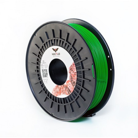 Filament NOCTUO PET-G 1,75mm 0,25kg - green trans