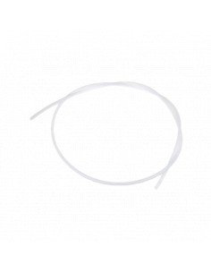 PTFE tubing 2/4 2mm4mm diameter per meter - transparent