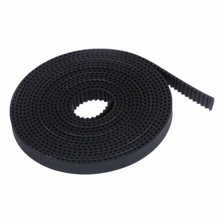 Toothed belt GT2 6mm RepRap CNC per meter