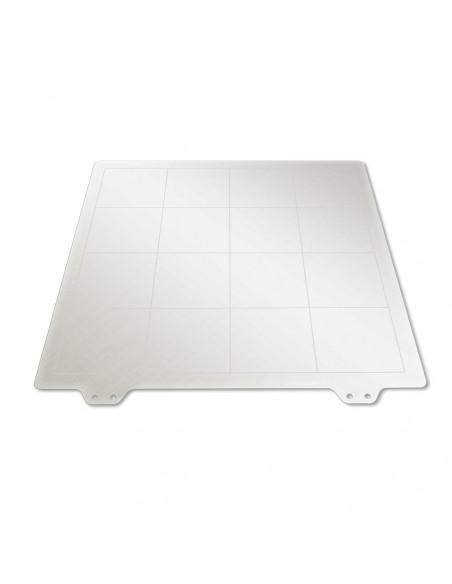 Spring steel sheet 235x235mm