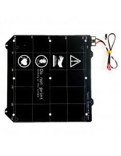 Ogrzewane łóżko MK52 PCB z magnesami 24V - klon