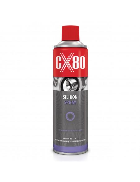 CX80 Silikon spray 500ml
