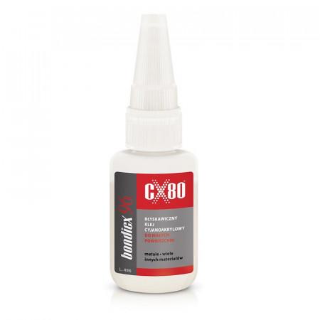 CX80 BONDICX 96 Cyanoacrylate adhesive 20g