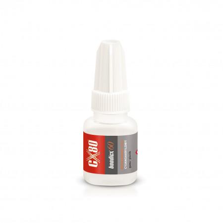 CX80 BONDICX 60 adhesive to plastic...