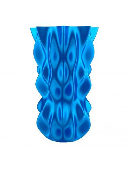 Filament Fiberlogy FiberSilk Metallic - 1,75mm 0,85 kg - blue