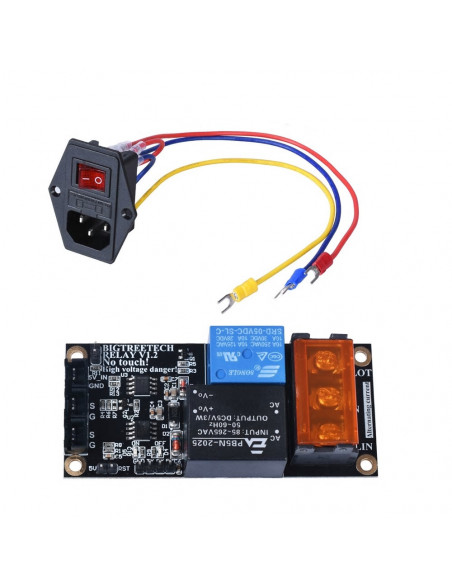 Automatic shutdown module for SKR mini E3