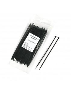 Opaski zaciskowe nylonowe 2,5x150mm - 100 szt