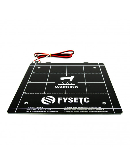 Magnetic heating table for Ender 3 PCB 24V printer