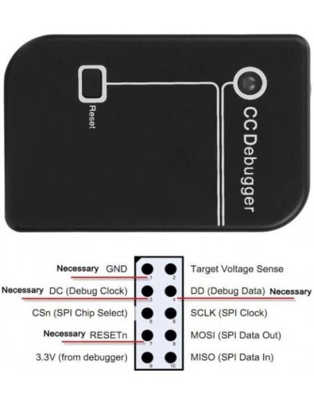 CC Debugger - programmer USB RF ZIGBEE