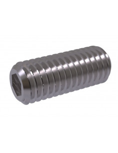 Hexagon socket screw M5 X 16 IB DIN-913 45H