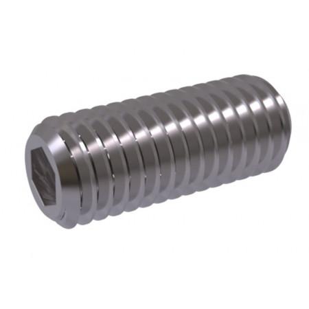 Hexagon socket screw M5 X 16 IB DIN-913 45H