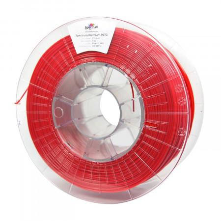 Spectrum Filament PET-G 1.75mm - Bloody Red 1kg