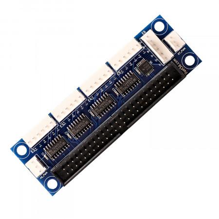 Płyta rozszerzenia Duet 2 WiFi/Ethernet - Breakout Board