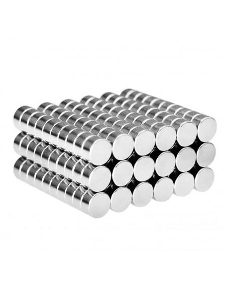 Magnes neodymowy 6mm x 3mm