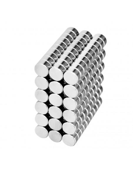 Neodymium magnet 6mm x 3mm
