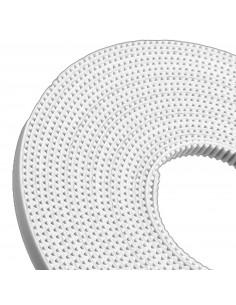 Pasek zębaty GT2 10mm zbrojony RepRap CNC - 1mb