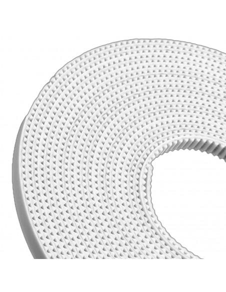 GT2 6x2mm timing belt (steel cord) - per meter