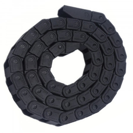Cable track chain 10x40mm 1m