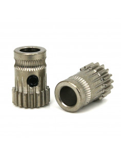 Drive gear BMG DUALDRIVE 1.75 to 5mm - KIT