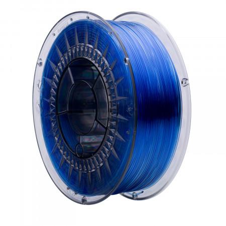 Filament PRINT-ME Swift PET-G Transparent Blue Lagoon 1kg