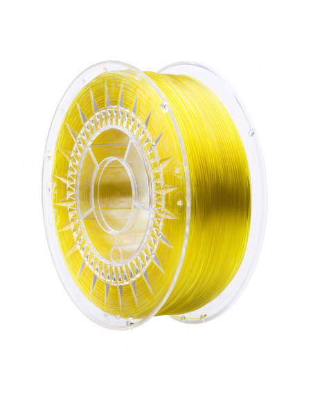 Filament Swift PET-G Yellow Glass 250g