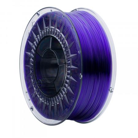 Filament PRINT-ME Swift PET-G Transparent Violet Glass 250g