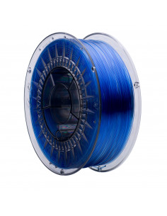 Filament PRINT-ME Swift PET-G Transparent Blue Lagoon 250g
