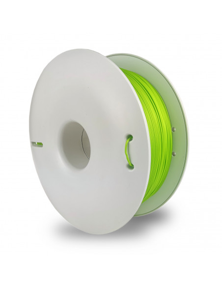 Filament FIBERLOGY FiberSilk Metallic - 1,75mm 0,85 kg - light green