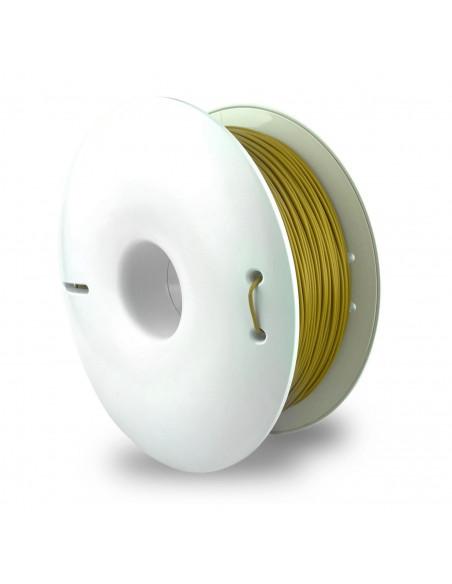 Filament FIBERLOGY Fibersilk Metallic - 1,75mm 0,85 kg - brass