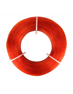 Filament FIBERLOGY Refill Easy PET-G 1,75mm - orange transparent