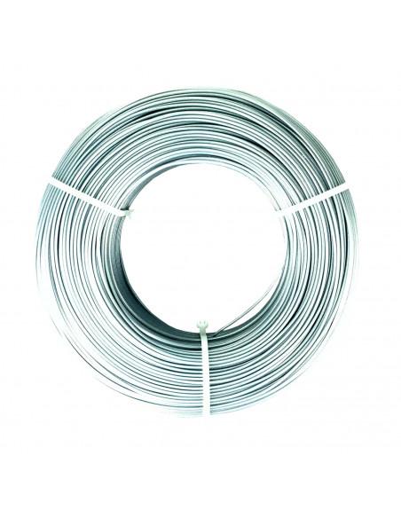 Filament FIBERLOGY Refill EASY PET-G 1,75mm - silver