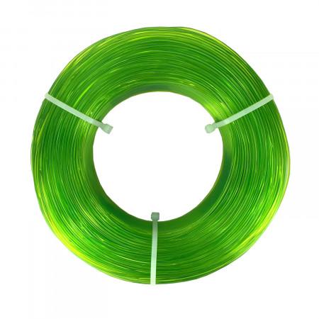 Filament FIBERLOGY Refill EASY PET-G 1,75mm - light green transparent