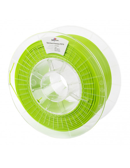 Filament Spectrum PET-G 1,75 mm - Lime Green