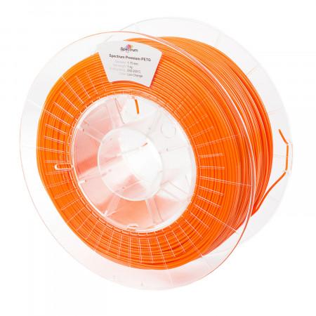 Spectrum Filament PET-G 1,75mm - Lion Orange 1kg