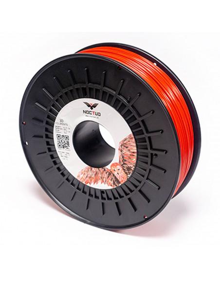 Filament NOCTUO ABS 1,75mm 0,75kg - red