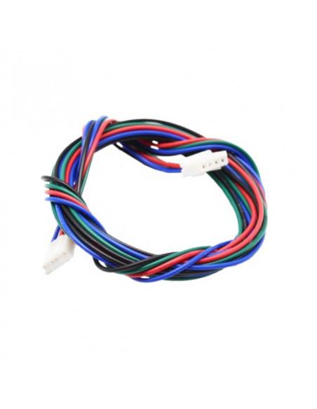 XT2.5 150cm stepper motor cable 4pin-6pin 3D printing