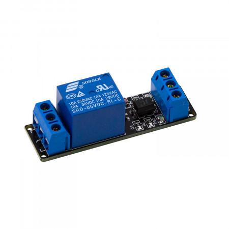 Moduł 1-kanałowy przekaźnik 5V 10A
