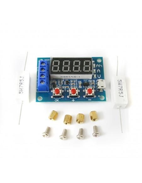 Tester pojemności akumulatorów HW586/ZB2L3