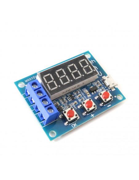 Battery capacity tester HW586 / ZB2L3