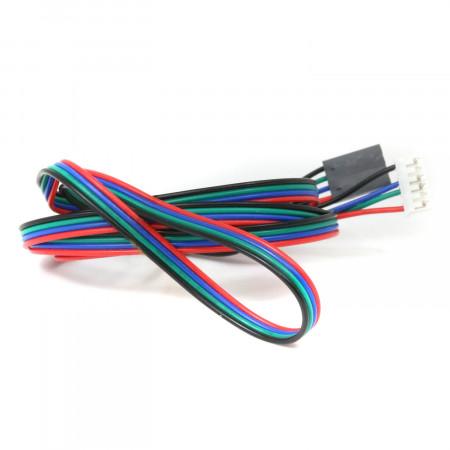 Kabel silnika krokowego 100 cm XH2.5 4pin-6pin
