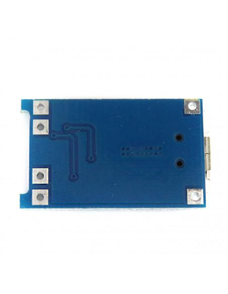 Moduł ładowania baterii Li-ion 18650 TP4056