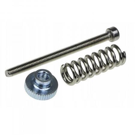 Hotbed leveling screws for 3D printer