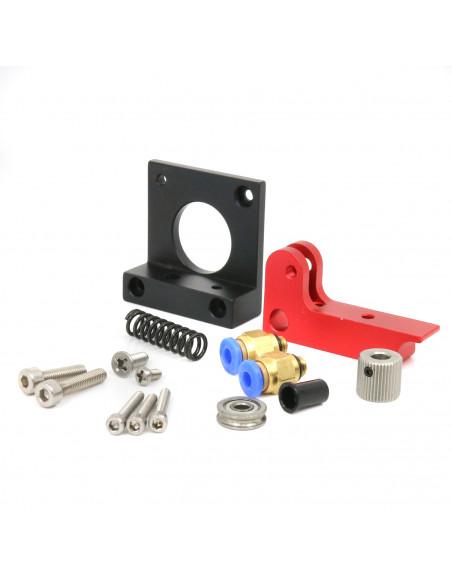 MK8 aluminium extruder - right
